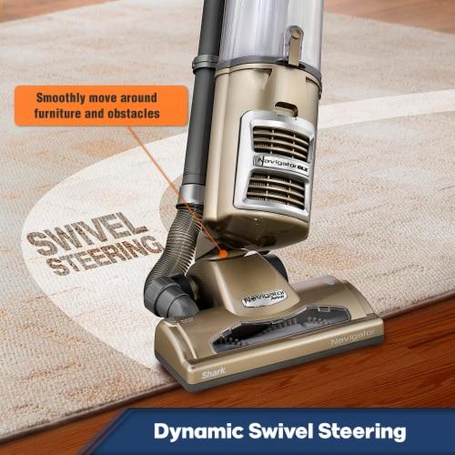 Shark® Navigator Professional Upright Vacuum Perspective: bottom