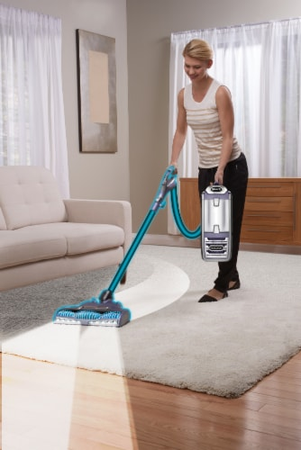 Shark® Rotator Powered Lift-Away Deluxe Vacuum - Purple Perspective: bottom