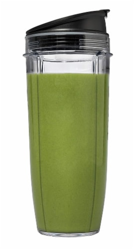 Ninja® Nutri Ninja Pro Blender - Gray/Black Perspective: bottom