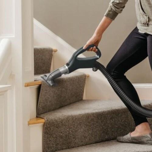 Shark® Navigator ZU62 Pet Pro Self-Cleaning Brushroll Upright Vacuum Perspective: bottom