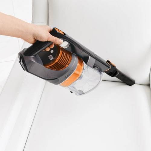 Shark® Impact Pro Cordless Vacuum with Zero-M Perspective: bottom