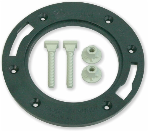 Aqualoq Masterseal Gasket Universal Toilet Seal for Secure Watertight Protection Perspective: bottom