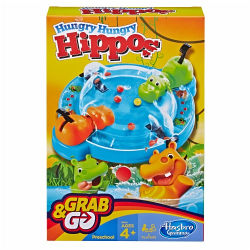 Hasbro Grab & Go Games - Assorted Perspective: bottom