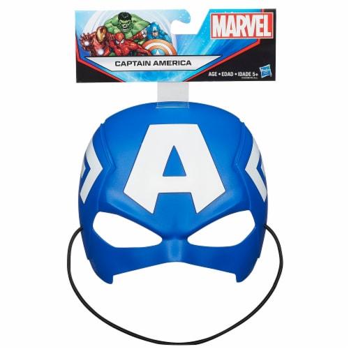 Marvel Basic Value Masks Perspective: bottom