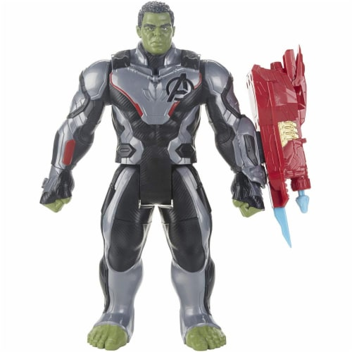 Avengers Marvel Endgame Titan Hero Hulk Perspective: bottom