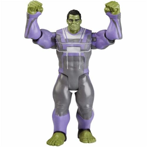 Marvel Avengers Endgame Hulk Figure Perspective: bottom