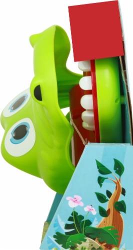 Hasbro Gaming Crocodile Dentist Game Perspective: bottom