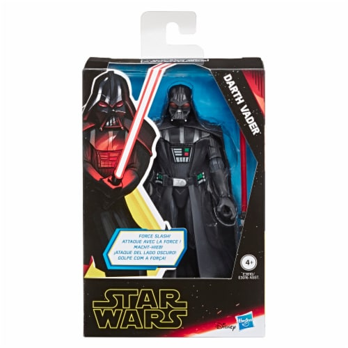 Hasbro Star Wars Galaxy of Adventures Action Figures - Assorted Perspective: bottom
