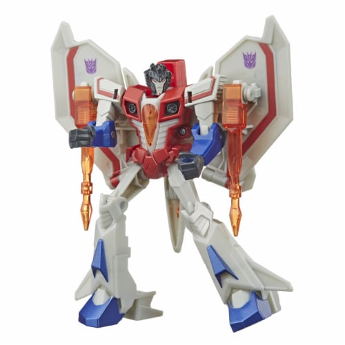 Transformers Cyberverse Warrior Assorted Action Figure Toys Perspective: bottom