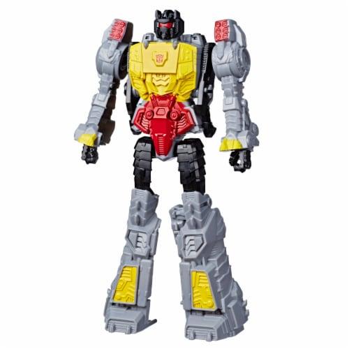 Hasbro Transformers Toys Titan Changers Megatron Action Figure Perspective: bottom