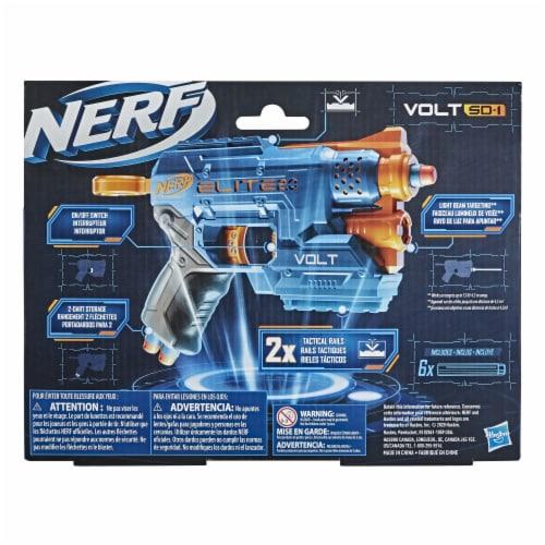 Nerf Elite 2.0 Volt SD-1 Blaster Perspective: bottom