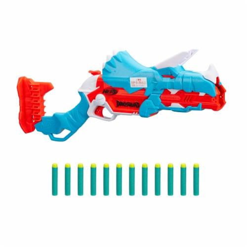 Nerf DinoSquad Tricera-blast Blaster Perspective: bottom