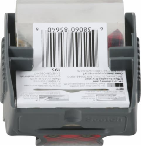 Scotch® Box Lock Shipping Tape Perspective: bottom