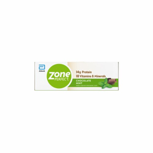 ZonePerfect Chocolate Mint Nutrition Bars Perspective: bottom
