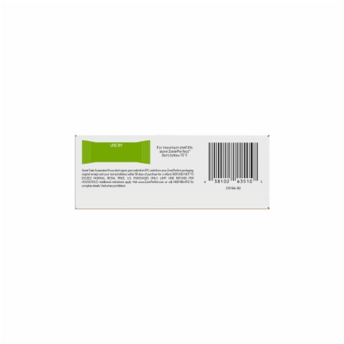 ZonePerfect® Salted Caramel Brownie Nutrition Bars Perspective: bottom