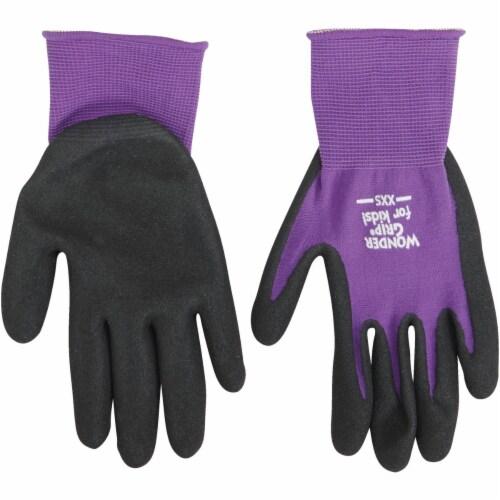 Wonder Grip Kid's Nylon & Spandex Glove KWG515ACXXS Perspective: bottom