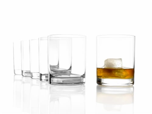 Stolzie Lausitz NY Bar Whiskey Tumblers Perspective: bottom