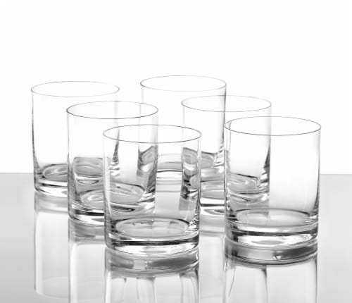 Stolzle Lausitz NY Bar Glasses Perspective: bottom