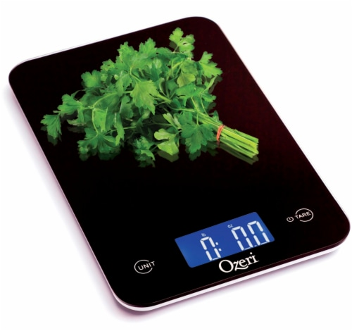 Ozeri Touch Professional Digital Kitchen Scale (12 lbs Edition) Perspective: bottom