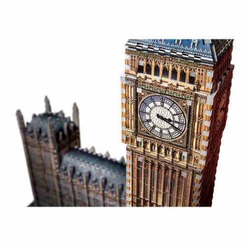 Wrebbit Big Ben 3D Puzzle Perspective: bottom