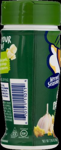 Kernel Season's Garlic Parmesan Popcorn Seasoning Perspective: bottom