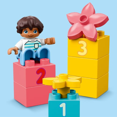 10913 LEGO® Duplo Brick Box Perspective: bottom