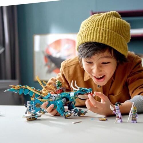 71746 LEGO® Ninjango Jungle Dragon Perspective: bottom