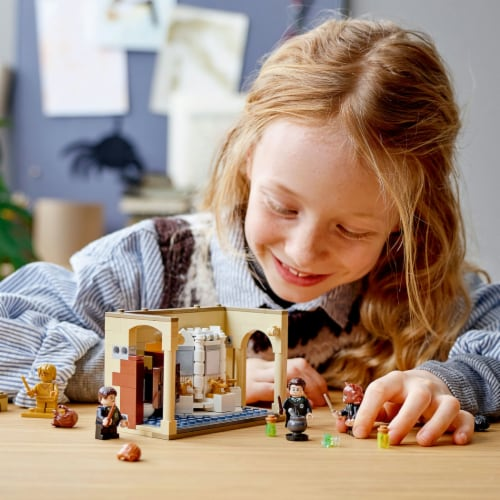 LEGO® Harry Potter Hogwarts Polyjuice Potion Mistake Building Set Perspective: bottom