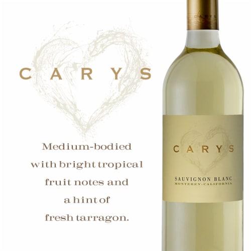 Cary's Sauvignon Blanc Perspective: bottom
