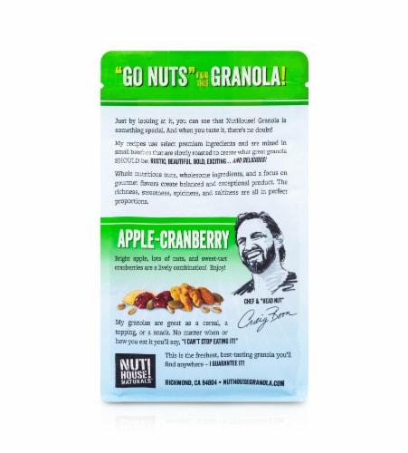 Granola, Apple-Cranberry, 6x12oz Perspective: bottom