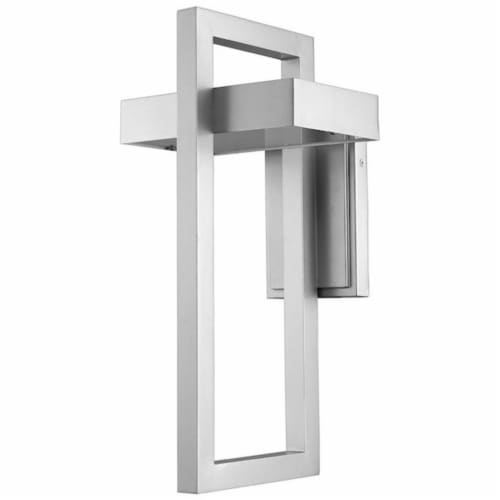 Luttrel 1 Light Outdoor Wall Sconce Perspective: bottom
