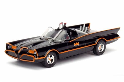 MTI Diecast Batman Batmobile Pack Perspective: bottom