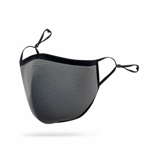 Major Trading Inc. Reusable Men's Sport Face Masks Perspective: bottom