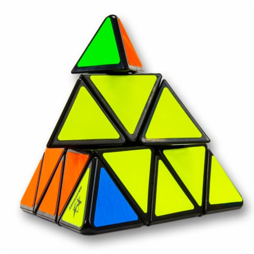 Recent Toys Pyraminx Meffert's Puzzle Perspective: bottom