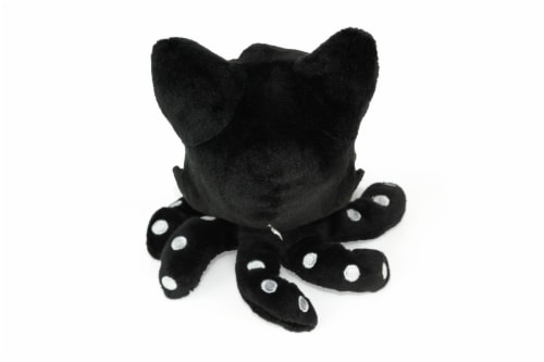Tentacle Kitty 4-inch Little Ones Plush - Day Of The Dead Sugar Skull Design Perspective: bottom