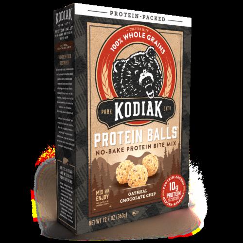 Kodiak Cakes Oatmeal Chocolate Chip Protein Ball Mix Perspective: bottom