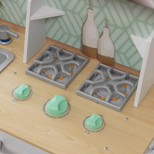 KidKraft Whisk & Wash Kitchen & Laundry Perspective: bottom
