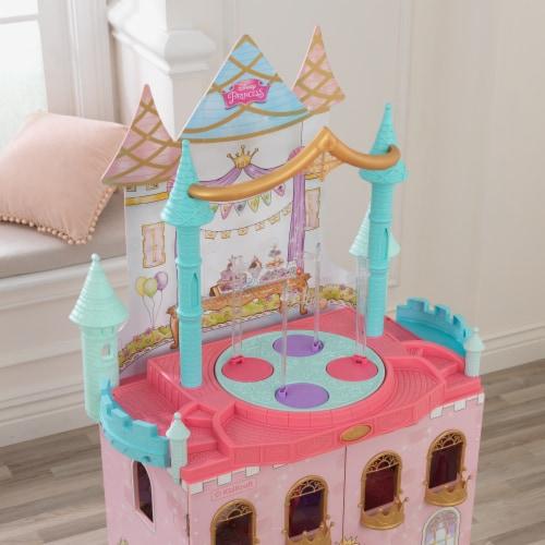 KidKraft KidKraft Disney Princess Dance & Dream Dollhouse Perspective: bottom