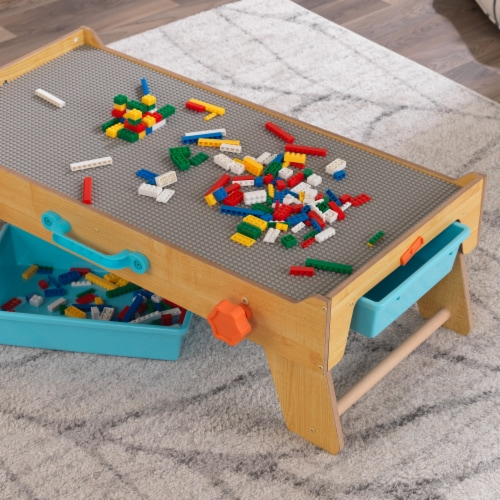 KidKraft Clever Creator Activity Table Perspective: bottom