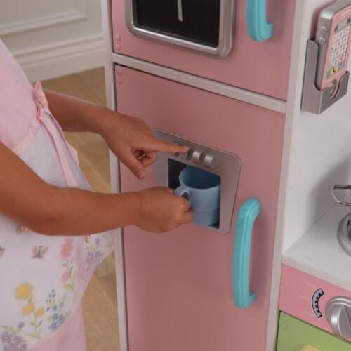 KidKraft Uptown Pastel Play Kitchen Perspective: bottom
