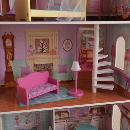 KidKraft Penelope Dollhouse Perspective: bottom