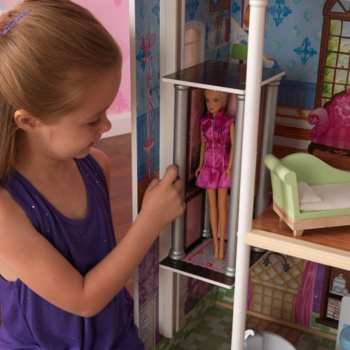 KidKraft My Dreamy Dollhouse Perspective: bottom