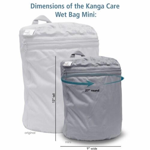 Kanga Care Wet Bag Mini - Dandelion Perspective: bottom