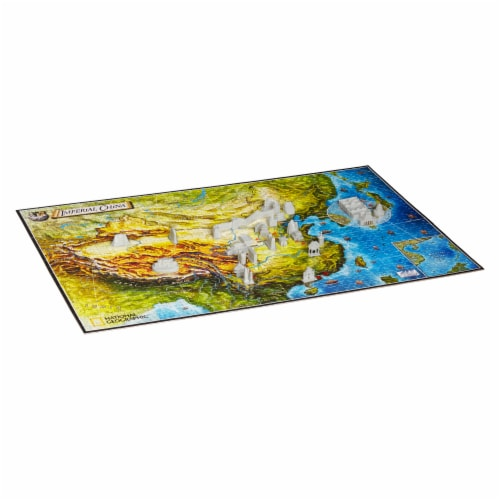 4D Cityscape National Geographic Imperial China Time Puzzle Perspective: bottom