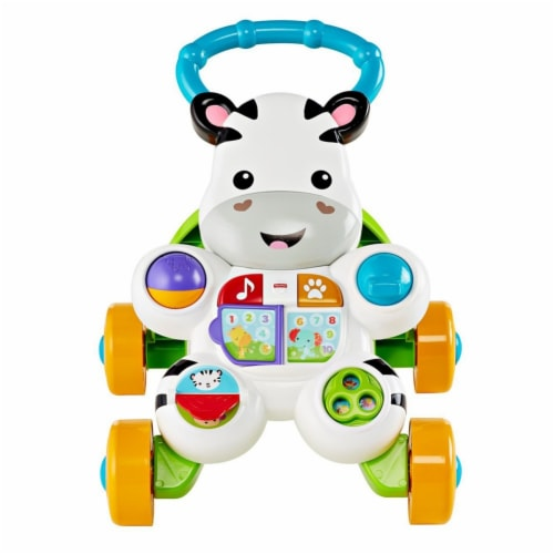 Fisher Price Learn with Me Zebra Walker Perspective: bottom