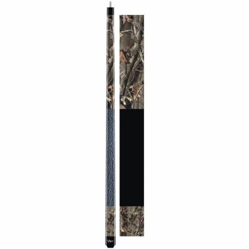 Viper Realtree Hardwoods Camouflage Cue Perspective: bottom