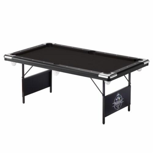 Fat Cat Trueshot Billiard Table Perspective: bottom