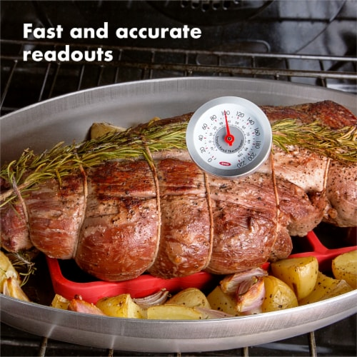OXO Good Grips Analog Instant Read Thermometer Perspective: bottom