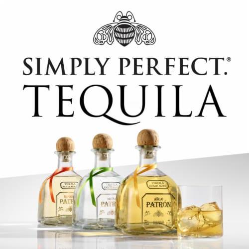 Patron Reposado Tequila Perspective: bottom