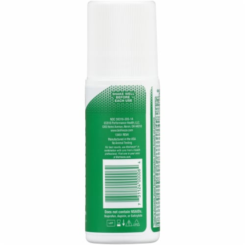Biofreeze Cold Therapy Pain Relief Gel Roll-On Perspective: bottom